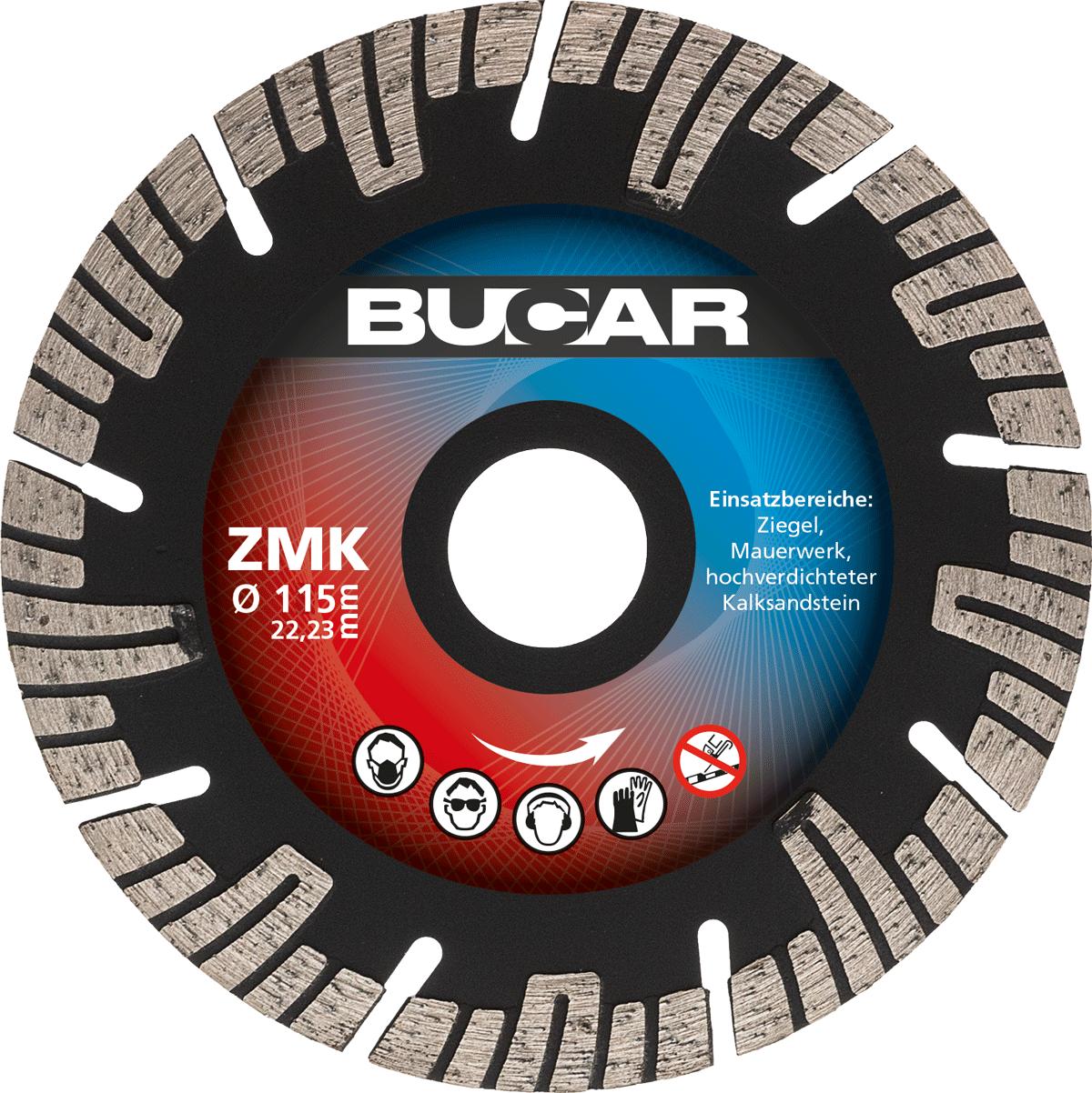 ZMK - Ø 115 mm