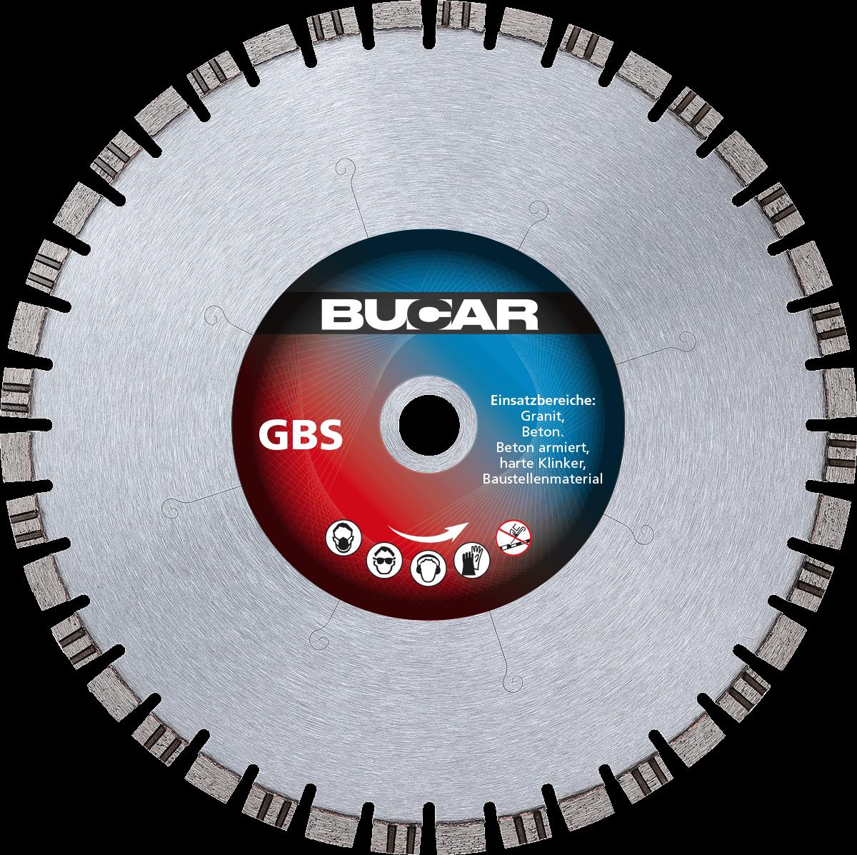 GBS - Granit/Beton Premium - Ø 400 mm