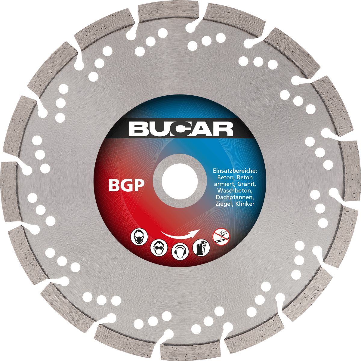 BGP - Beton/Granit Premium - Ø 115 mm