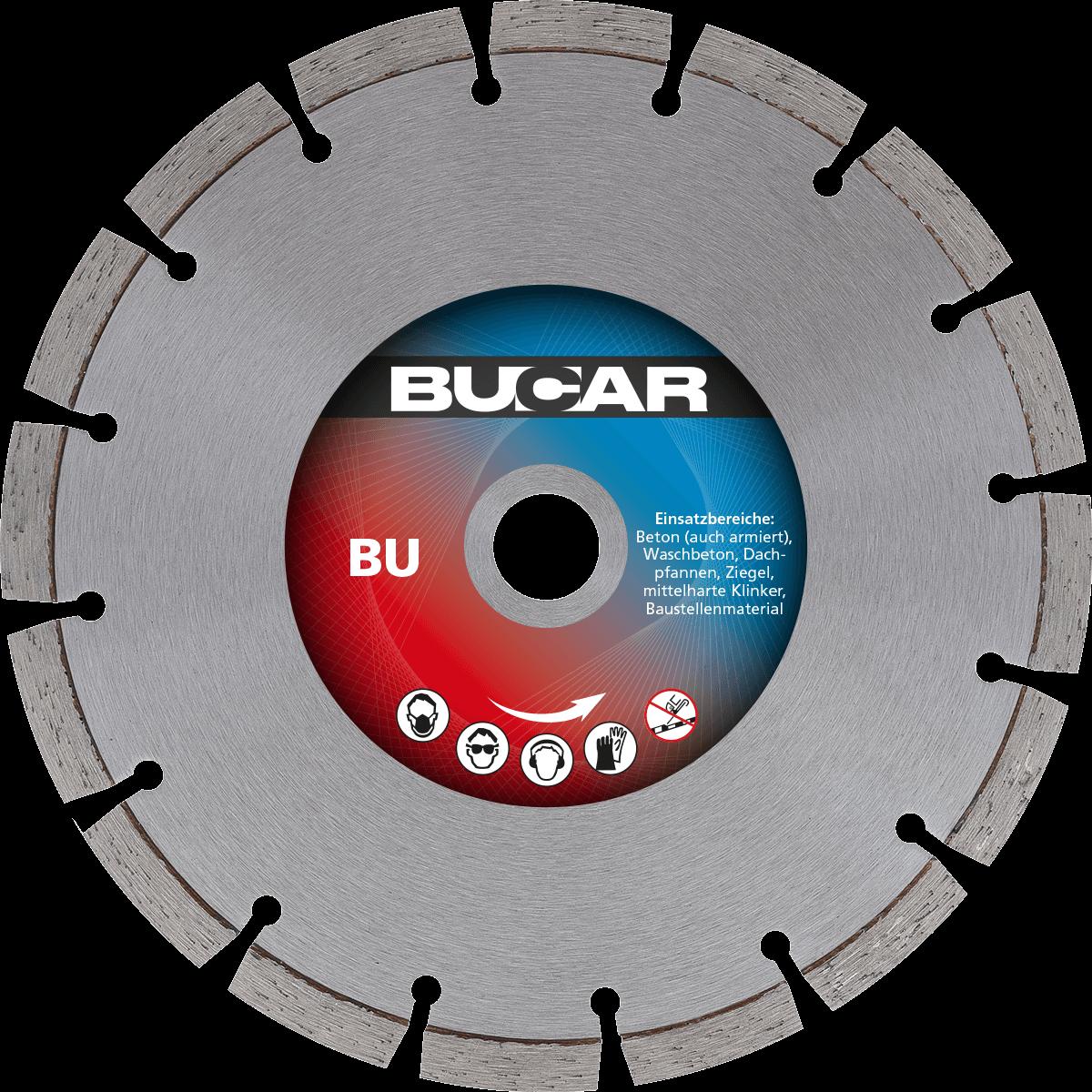 BU - Ø 115 mm